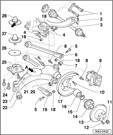 vw golf front suspension diagram volvo xc70 front