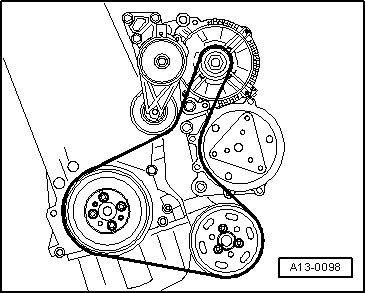 Vw 1 8t Engine Diagram Pulley