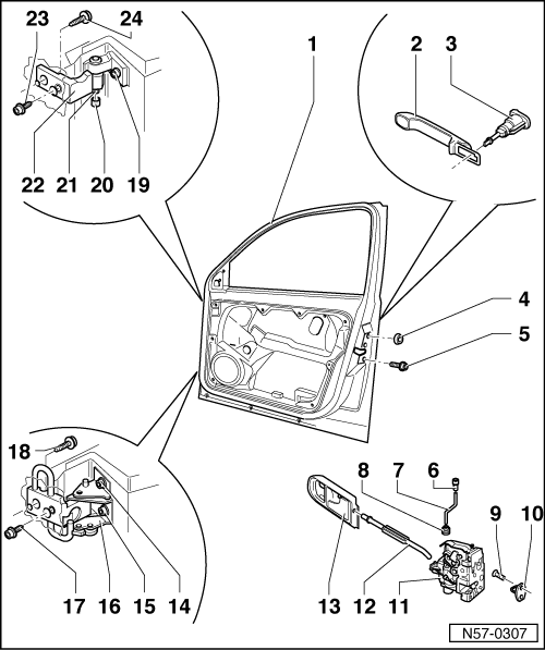 Golf 4 Central Locking Wiring Diagram