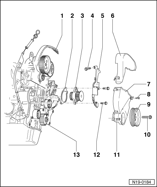 Engine Vr6 Harness Diagram together with Hyundai Sonata Sd Sensor Wiring Diagram likewise Assembly overview parts of cooling system engine side additionally Vw Golf Mk4 Headlight Wiring Harness additionally 2012 Vw Cc Wiring Diagram. on 98 volkswagen jetta engine diagram