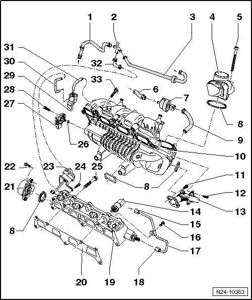 Golf 5 Fsi Engine Diagram