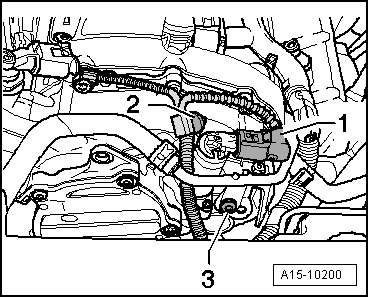 connector wiring harness installation tools with Removing And Installing Inlet Camshaft Control Valve 1n205 on P 0900c1528008c674 besides Transaxle 2 likewise Gold Engine Cover likewise Turbo timer additionally Heater core and evaporator core housing.