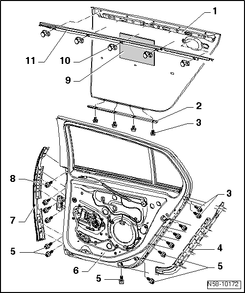 2007 jeep liberty window regulator diagram