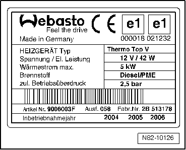 volkswagen workshop manuals u003e golf mk5 u003e heating ventilation air rh workshop manuals com webasto thermo top v manual thermo top v workshop manual