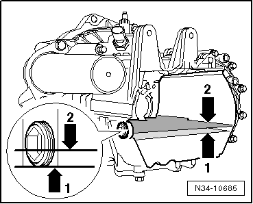 Checking_and_topping_up_gear_oil on Skoda Engine Diagram