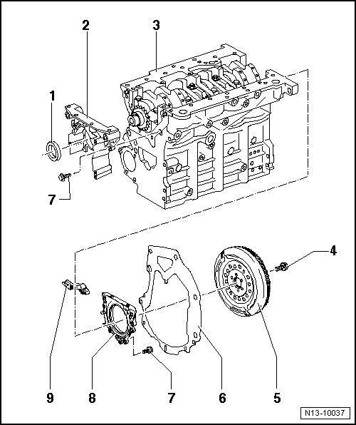1999 Volkswagen Beetle Engine Diagram Head