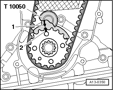18 Over 2005 Chrysler Town And Country Engine Diagram Illustrations moreover 2013 Kia Rio Timing Chain Alignment Show Marks as well T22970573 Matching sprokets pionts camshaft levels also 30p7a I M Trying Diagnose 2002 Ford Focus Zetec Engine as well Renewing crankshaft sealing flange  Flywheel end. on camshaft pulley