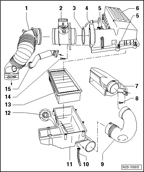 7 3 Powerstroke Engine Diagram Air Intake