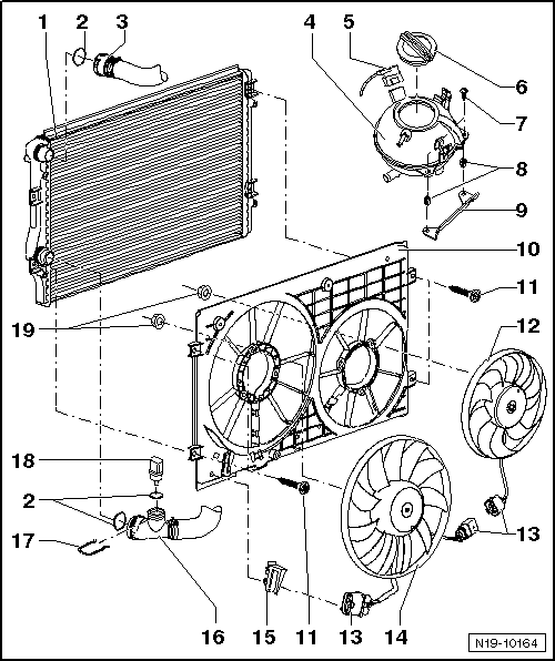 Doc Diagram Assembly Diagram Of Engine Cooling Fan Module Ebook