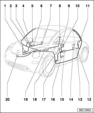 New Beetle Window Motor further 1997 Explorer Black Car as well Camshaft Position Sensor Location 2012 Malibu also Oil Pump Replacement Cost likewise Headlight Troubleshootingheadlight. on 1999 new beetle wiring diagram