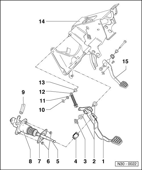 Vw Passat Clutch Diagram