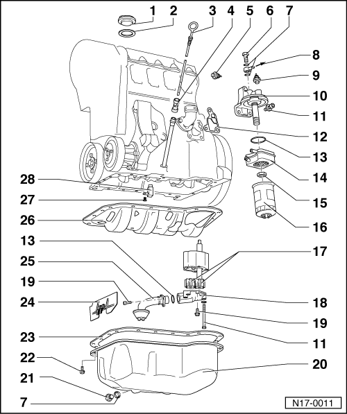 Oil Pressure Shut Off Switch Wiring Diagram