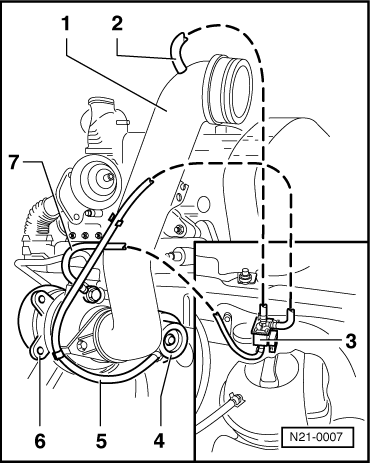 Golf Tdi Vacuum Hose Diagram