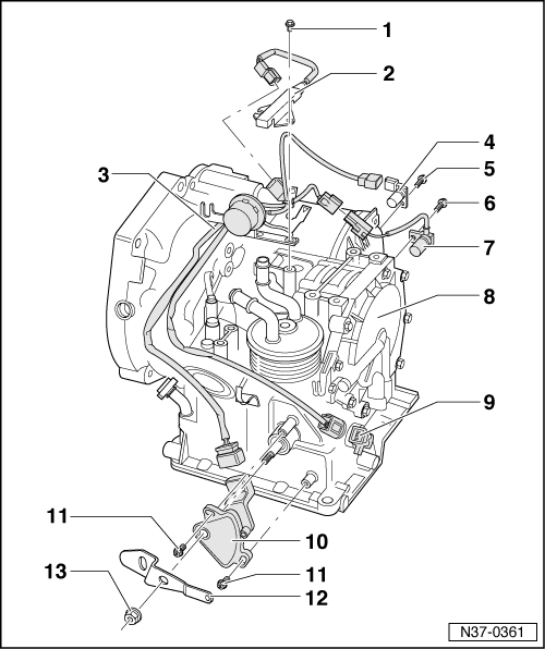mazda tribute automatic transmission diagram