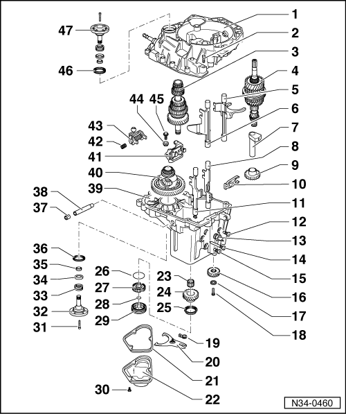 volkswagen workshop manuals  u0026gt  polo mk3  u0026gt  power