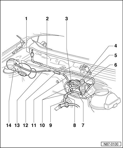 Vw Beetle Headlights Diagram