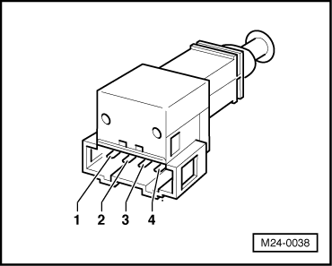 Briggs And Stratton 18 Hp Wiring Diagram further T9161014 Vw golf 1999 furthermore Testing intake manifold flap change Over function likewise Checking throttle valve control part in addition Checking signal from brake light switch and brake pedal switch. on vw polo ignition wiring diagram