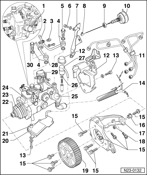 volkswagen workshop manuals  u0026gt  polo mk3  u0026gt  power unit