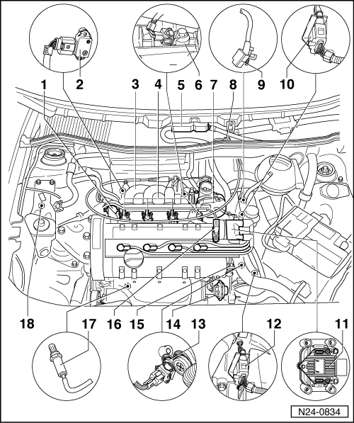 vw polo 9n workshop manual
