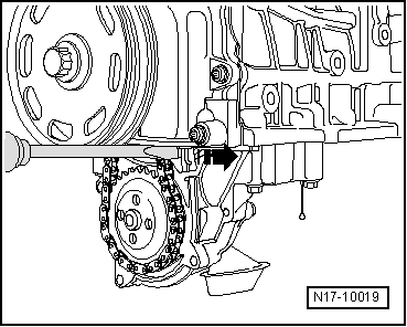 Removing_and_installing_oil_pump