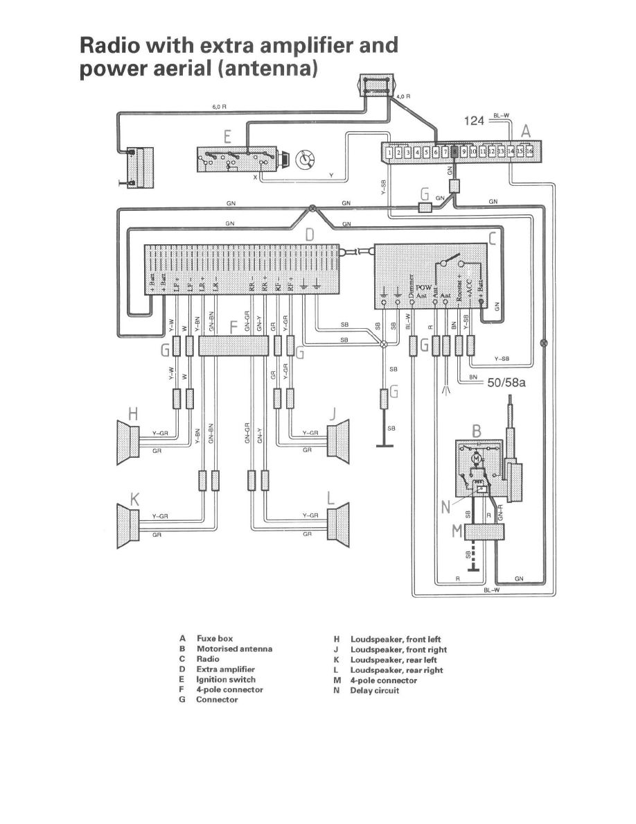 Page 1496002 1992 volvo 240 radio wiring diagram efcaviation com 1992 volvo 240 wiring diagram at webbmarketing.co