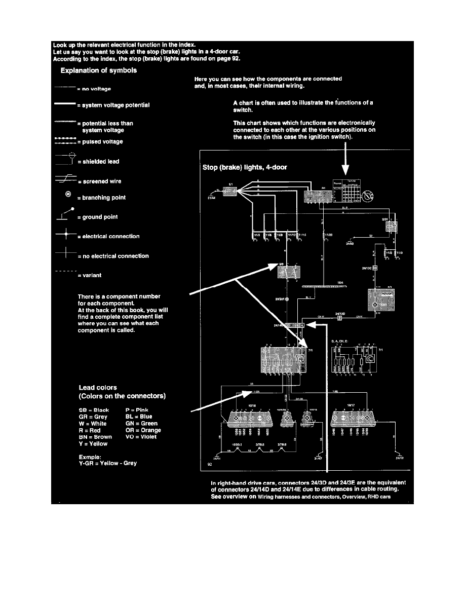 Volvo Power Seat Wiring Diagram Library Body And Frame Relays Modules Control Module