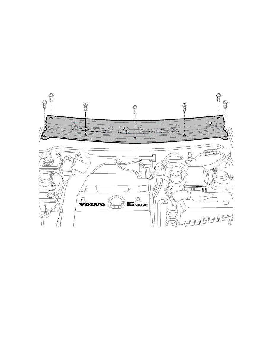 Wiper and Washer Systems > Wiper Motor Linkage > Component Information >  Service and Repair > Windshield Washer / Wiper Mechanism And Motor > Page  14293