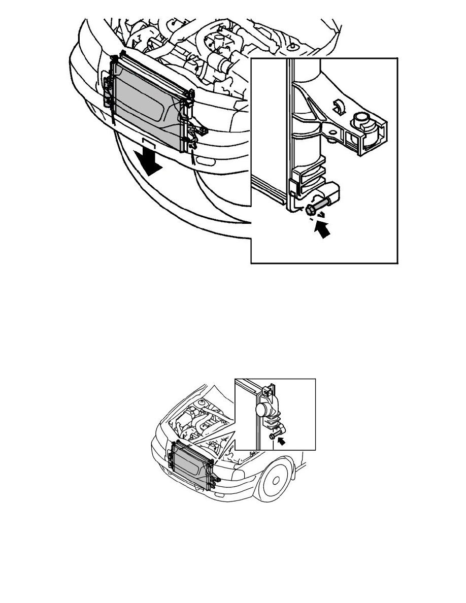 Volvo Workshop Manuals > Xc70 L525l Turbo Vin 59 B5254t2 2003. Engine Cooling And Exhaust > System Radiator Ponent Information Service Repair Radiatorcharge Air Cooler Cac Replacing Page. Volvo. Volvo Xc70 Exhaust Repair Diagrams At Scoala.co